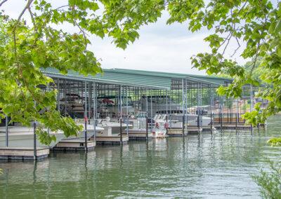 Dock for Slip Rentals