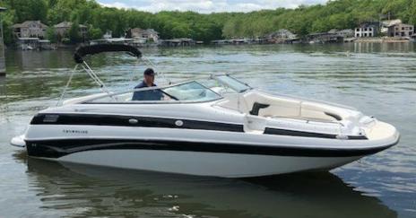 Crownline Rental Boat