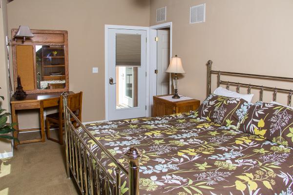 Pine House Bedroom